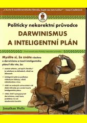 Obal knihy Darwinismus a inteligentní plán CZ