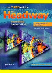 Obal knihy New Headway - Intermediate - Student´s Book s anglicko-českým slovníčkem EN