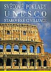 Obal knihy Světové poklady UNESCO II. CZ