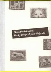 Obal knihy Drahý Diego, objímá tě Quiella CZ