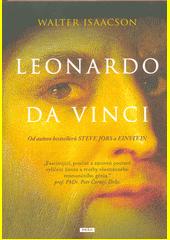 Obal knihy Leonardo da Vinci