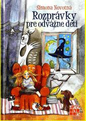 Obal knihy Rozprávky pre odvážne deti