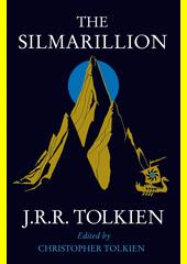 Obal knihy Silmarillion CZ