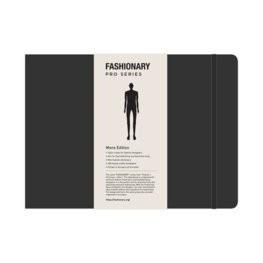 Fashionary Portfolio Mens Sketchbook