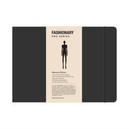 Fashionary Portfolio Womens Sketchbook