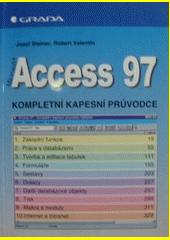 Access 97 - kompletní kapesní průvodce CZ