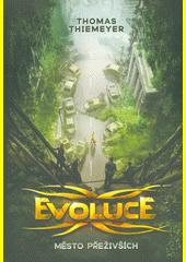 Obal knihy Evoluce