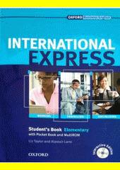 Obal knihy International Express - Elementary EN
