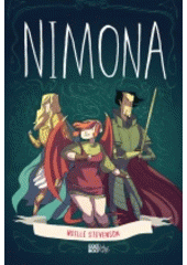 Obal knihy Nimona