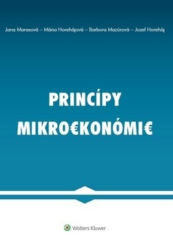 Obal knihy Princípy mikroekonómie