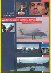 Obal knihy Washington mezi Seinou a Temží CZ