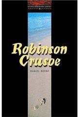 Obal knihy Robinson Crusoe EN