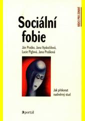 Obal knihy Sociální fobie CZ