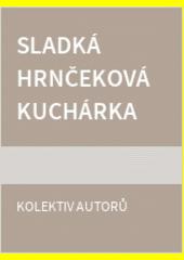 Obal knihy Sladká hrnčeková kuchárka