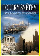 Obal knihy Toulky světem CZ