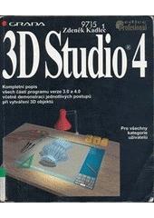 3D Studio 4 - edice profesionál CZ
