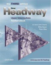 Obal knihy New Headway - Upper-Intermediate - Teacher´s Book EN