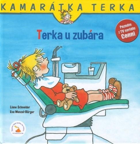 Obal knihy Terka u zubára