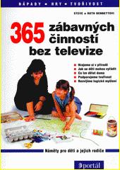 Obal knihy 365 zábavných činností bez televize CZ