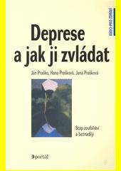 Obal knihy Deprese a jak ji zvládat CZ