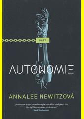 Obal knihy Autonomie