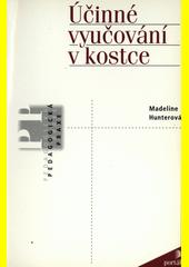 Obal knihy Účinné vyučování v kostce CZ