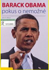 Obal knihy Barack Obama: Pokus o nemožné CZ
