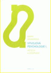 Obal knihy Vývojová psychologie I. CZ