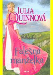 Obal knihy Falešná manželka