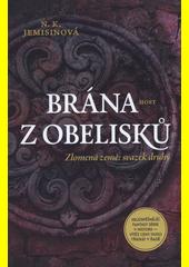 Obal knihy Brána z obelisků