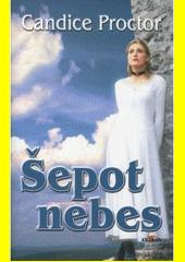 Obal knihy Šepot nebes CZ