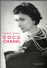 Obal knihy Coco Chanel CZ