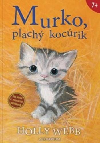 Obal knihy Murko, plachý kocúrik