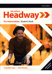 Obal knihy Headway - Pre-intermediate - Student's Book