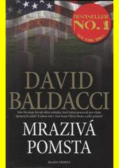 Obal knihy Mrazivá pomsta CZ