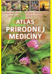 Obal knihy Atlas prírodnej medicíny