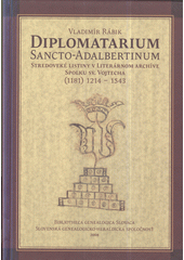Diplomatarium sancto-adalbertinum