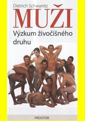 Muži - Výzkum živočišného druhu CZ
