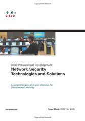 CCIE Professional Development: Network Security Technologies and Solutions EN