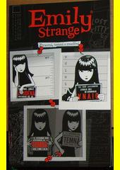 Emily Strange: Ztracená, temná a znuděná CZ