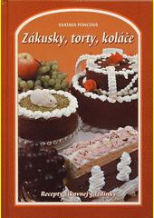 Obal knihy Zákusky, torty, koláče