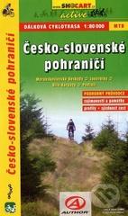 Česko - slovenské pohraničí 1:80 000 CZ