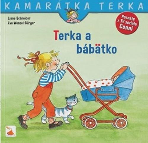 Obal knihy Terka a bábätko