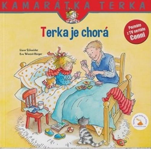 Obal knihy Terka je chorá
