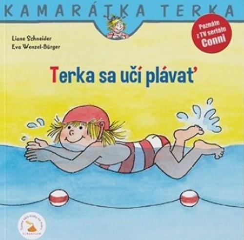 Obal knihy Terka sa učí plávať