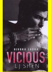Obal knihy Vicious: Divoká láska