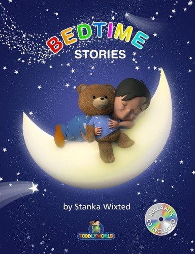 Obal knihy Bedtime Stories