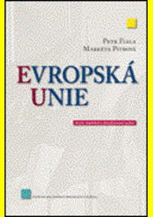 Obal knihy Evropská unie CZ