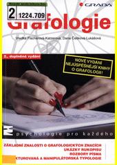 Obal knihy Grafologie CZ
