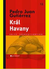 Obal knihy Král Havany CZ